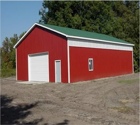 Get Pole Barn Construction in Mississippi by Professional